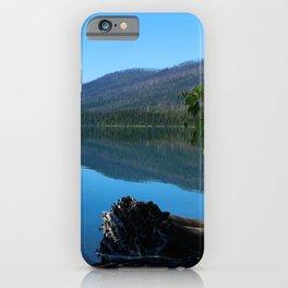 Lake McDonald Impression iPhone Case