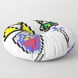 Legend of Zelda Pixel Floor Pillow