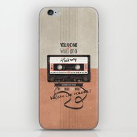 history iPhone & iPod Skins featuring History by Art of Nanas