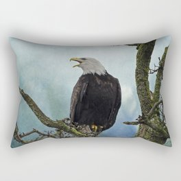 Eagle Art - Character Rectangular Pillow