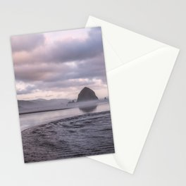 Looking at the mountains Stationery Cards