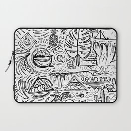 Sketch Book Laptop Sleeve
