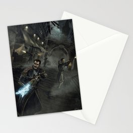 Into the Night (The Order 1886) Stationery Cards