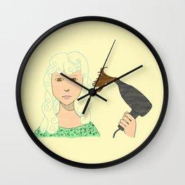 shuffle Wall Clock