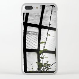 and i will climb Clear iPhone Case