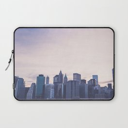 Lower Manhattan Skyline Laptop Sleeve