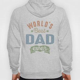 World's Best Dad Hoody
