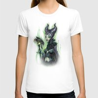 evil T-shirts featuring EVIL by Tim Shumate