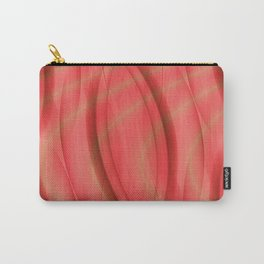 Pattern softorange Carry-All Pouch
