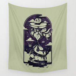 Time Heals Wall Tapestry