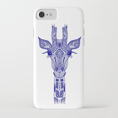 GIRAFFE BLUE Slim Case iPhone 7