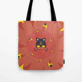 Team Litten Tote Bag