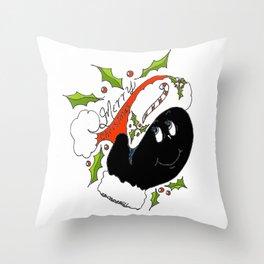 """""""Santa Stuff"""" Throw Pillow"""