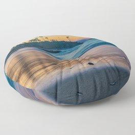 Copper Sands Floor Pillow