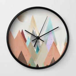 nova sky Wall Clock