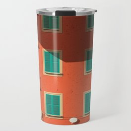 Shyness Travel Mug
