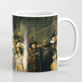 The Night Watch Rembrandt Harmenszoon Van Rijn Coffee Mug