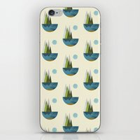 earth iPhone & iPod Skins featuring Earth by FLATOWL