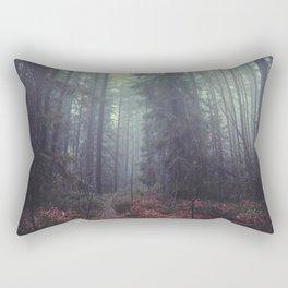 The magic trails Rectangular Pillow