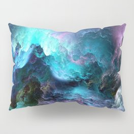 colorful clouds Pillow Sham
