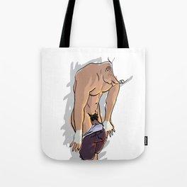 Big reveal Tote Bag