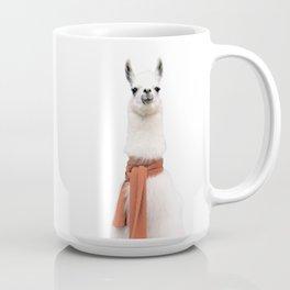 Lama Art Print Coffee Mug