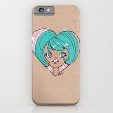 Little Cutie Heart Two Slim Case iPhone 6s