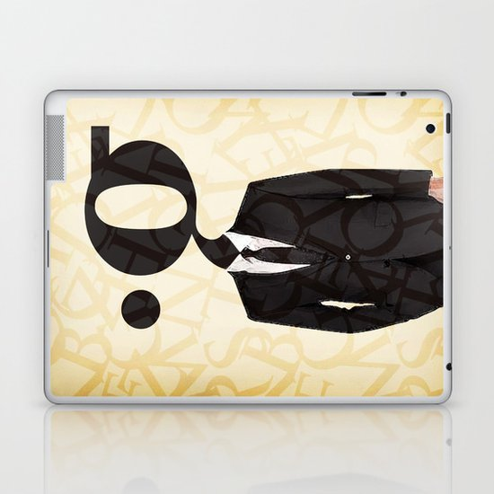 mr .g in a suit Laptop & iPad Skin