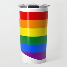 LGBT Arizona (Gay Pride) Travel Mug
