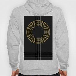 GUITAR IN ABSTRACT (geometric art deco) Hoody