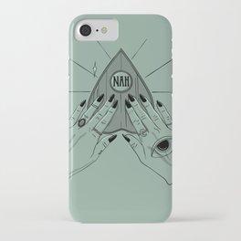 NAH iPhone Case