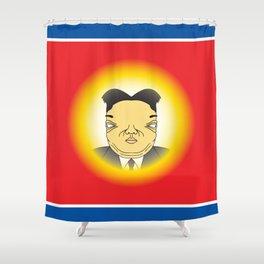 Rocket Man Shower Curtain