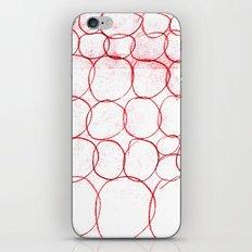 AUTOMATIC CIRCLE iPhone & iPod Skin