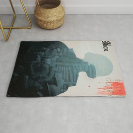 Paths of Glory, Stanley Kubrick, movie poster, Kirk Douglas, Orizzonti di Gloria, WWI war movie Rug