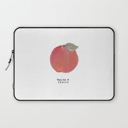 You're A Peach!  Laptop Sleeve