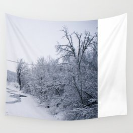 In the Dead of Winter Wall Tapestry