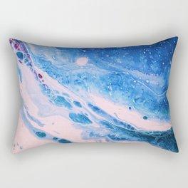 Blueberries & Cream Rectangular Pillow