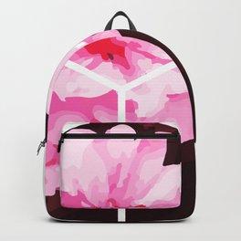 Peach Blossom Hoa Dao Tet Vietnam Backpack