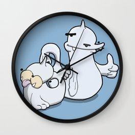 Pokémon - Number 86 & 87 Wall Clock