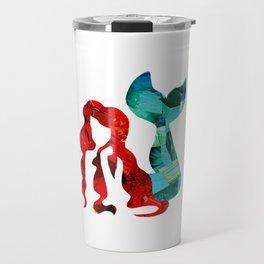 Mermaid Travel Mug