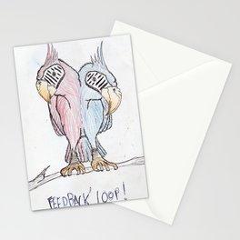 Feedback Loop Stationery Cards