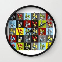 Xbunny Wall Clock