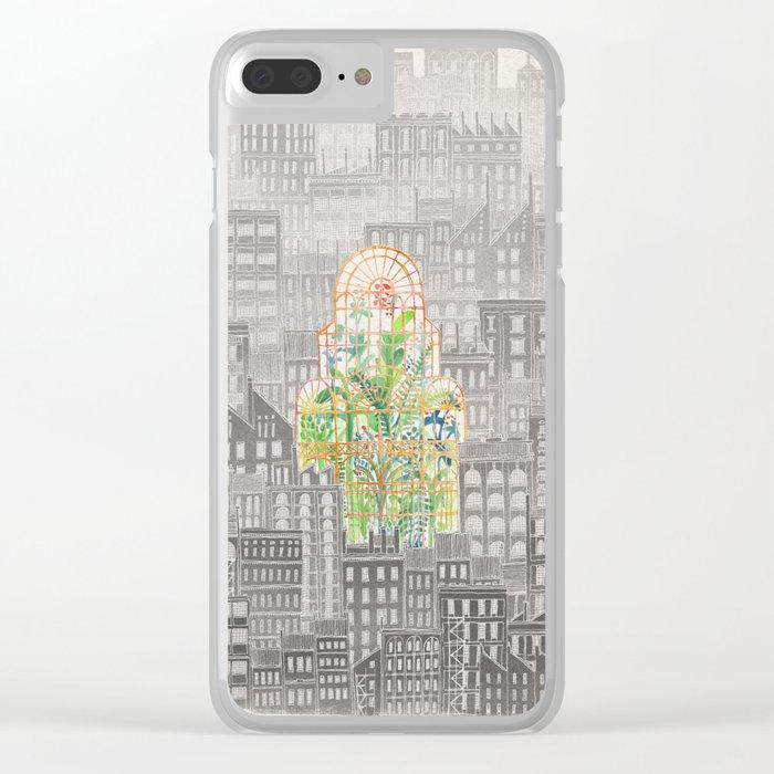 Eva Clear iPhone Case