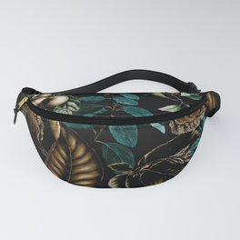 Tropical Night Fanny Pack