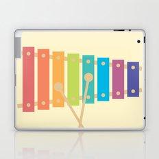 #70 Xylophone Laptop & iPad Skin