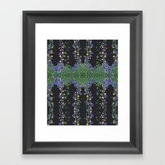 oil&water Framed Art Print