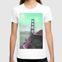 wander T-shirts featuring Wander by Suzanne Kurilla