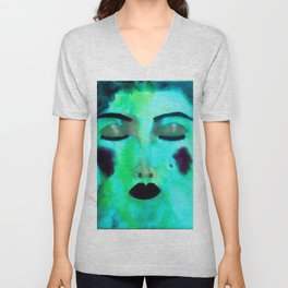 She Became One With Water Unisex V-Neck