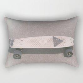 Penny Board Rectangular Pillow