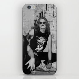Helvete - Ted, Ivar, Euronymous, Occultus. iPhone Skin